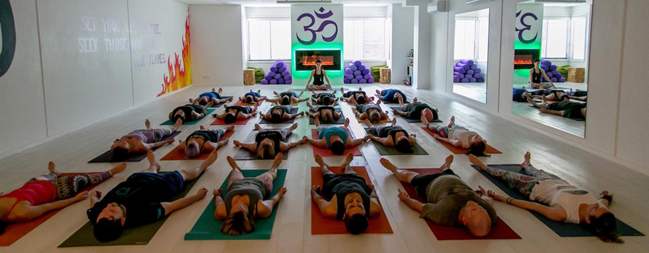 Powerhouse Yoga Studio